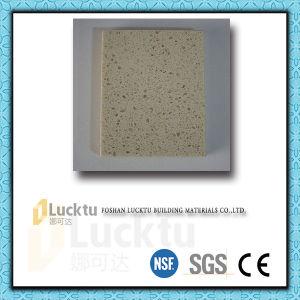 Artificial Engineered Cream Quartz Stone