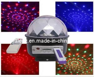 LED MP3 Mini Magic Ball DJ Light