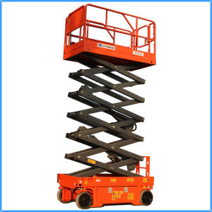 12m Self-Propelled Electrical Scissor Lifts (GTJZ1212E)