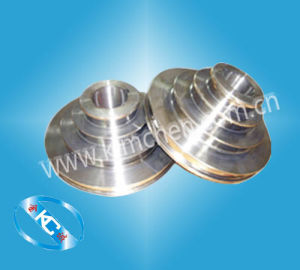 Tungsten Carbide Coating Tower Pulley for MID-Extension Machine pictures & photos
