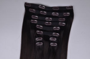 Clip in Hair Extension (BHF-cp030) pictures & photos