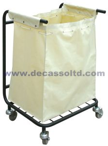 Oxford Cloth Housekeeping Cart (DD27) pictures & photos