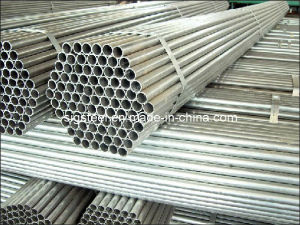 Galvanized Round Steel Pipe Tube pictures & photos