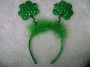 Carnival Clover Headdress (G R E)