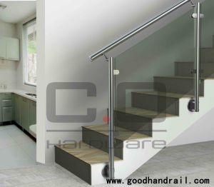 Railing System/Stair Post/Hanrail Fittings pictures & photos