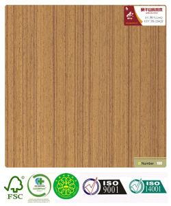 Teak Artificial Wood Veneer (226Q)