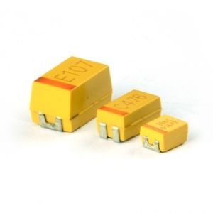 Capacitor (Tantalum Capacitors, Radial / SMD) Tmct02 pictures & photos