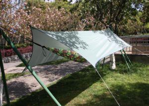 Portable Lightweight Waterproof Rain Tarp Rain Fly. pictures & photos