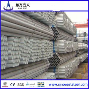 Welded Galvanized Square Steel Pipe (Construction) 15*15-400*400 pictures & photos