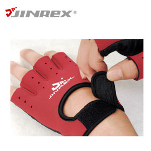 Gym Training Half Finger Fitness Bicycle Sports Gloves pictures & photos
