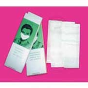 Disposable Paper Face Mask, Nonwoven Face Mask pictures & photos