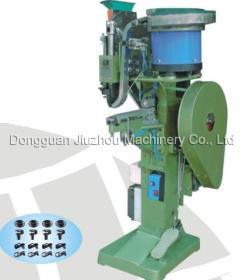 Automatic Hook Button Machine (JZ-989HN2)