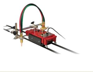 Car-Type Straight Line Track Guided Gas Cutter Machine Flame Cutting Equipment (CG1-30A) pictures & photos