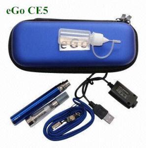 No Wick E-Cig EGO CE5 Starter Kit EGO CE5 Zipper Case CE5 Single Kit