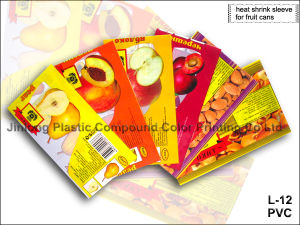 PVC Printing Shrink Sleeve Label pictures & photos