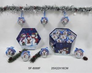 Ceramic Christmas Decoration Ball