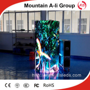 Hr P10 Outdoor Full Color Round LED Display