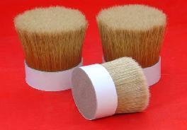 White Boiled Brsitles, Brush Bristle, Chungking Hog Boiled Bristle (HD001)