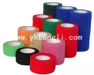 Cohesive Bandage Elastic Bandage, Sport Wrap Bandage pictures & photos
