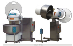Self-Tipping Spiral Mixer (manufacturer CE&ISO9001) pictures & photos