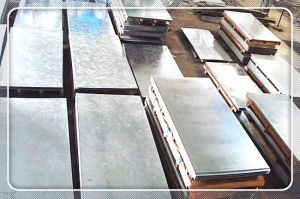 Factory Suppling Building Material PPGI PPGL Steel Plate / Corrugated Roofing Sheet pictures & photos