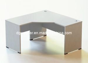 Office L Shape Wood Desk pictures & photos