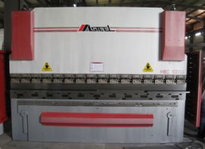 Hydraulic CNC Pressbrake