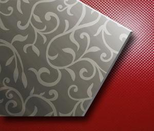 Embossed Steel Press Plate (WHM-9820)