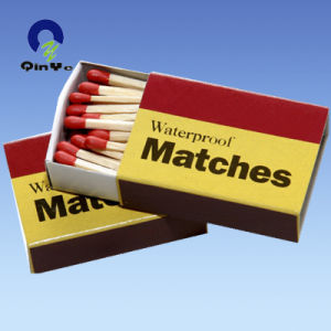 50mm Length Hotel Safety Matches pictures & photos