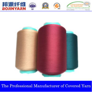 Single Covered Yarn1110/7F(S/Z)  EL+NY pictures & photos