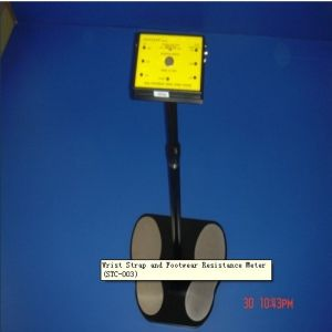 Feetwear and Wrist Strap Tester (STC-TESTER)