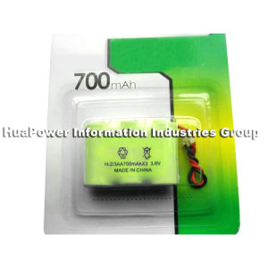 NiMH Battery (2/3AA700mAh 3.6v)