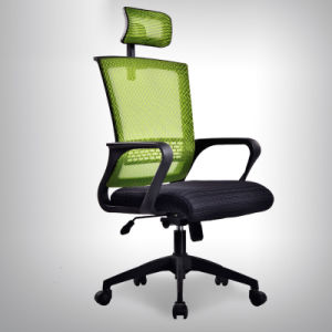 Mesh High Back Office Chair with Headrest pictures & photos
