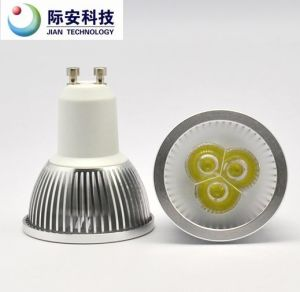 3W GU10 12V LED CE RoHS GU10 LED Lamp pictures & photos