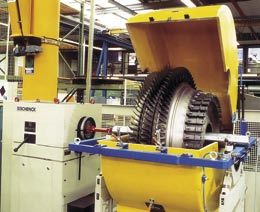 Schenck Horizontal Balancing Machine for The Aircraft Industry (HL) pictures & photos