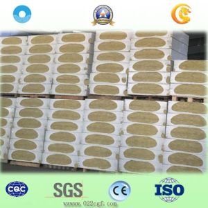 Roof Rock Wool Board with High Strength for Building Material