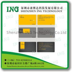RFID PVC Card/Em4450 Card/Em4200/Em4305 Card