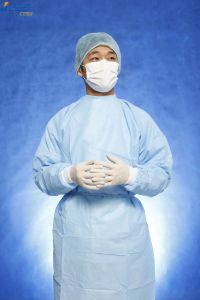 Non-Woven Isolation Gown (7001)