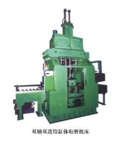Dual Axis and Dual Feed Honing Machine