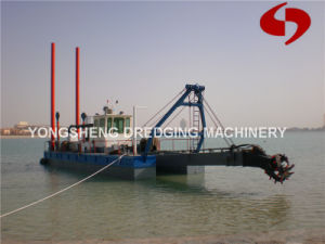 Gold Dredging Ship with Chute Machine (CSD 150) pictures & photos