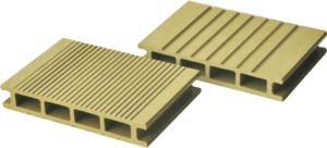 WPC Plastic Wood Composite Decking Swimming Pool Flooring (YDB15024A)