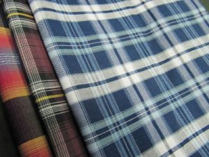 100% Cotton Yarn Dyed Twill Check for Shirt pictures & photos