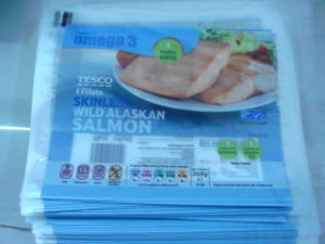 New Design Food Packaging Bag pictures & photos