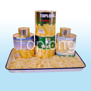 Canned Bamboo Shoots Slices