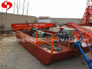 Sand Pump Vessel (JSD 200) pictures & photos