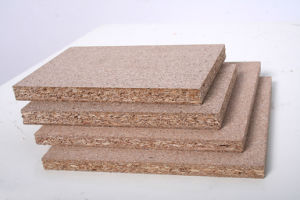 Raw Particleboard/Particleboard/ pictures & photos