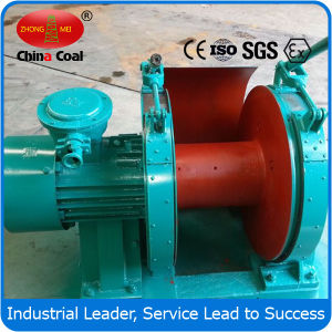 High Quality Electric Jd-4 Dispatching Winch Manufacturer pictures & photos