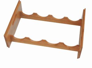 Bamboo Wine Rack (HX3-2037)