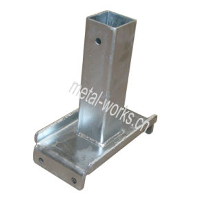 Hot DIP Galvanzation Tube Parts pictures & photos