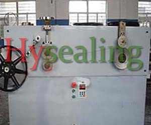 Metal Tape Shaper Machine for Swg Gasket Hysealing pictures & photos